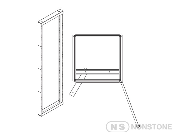 ME Series Accessories SWING OUT FRAME