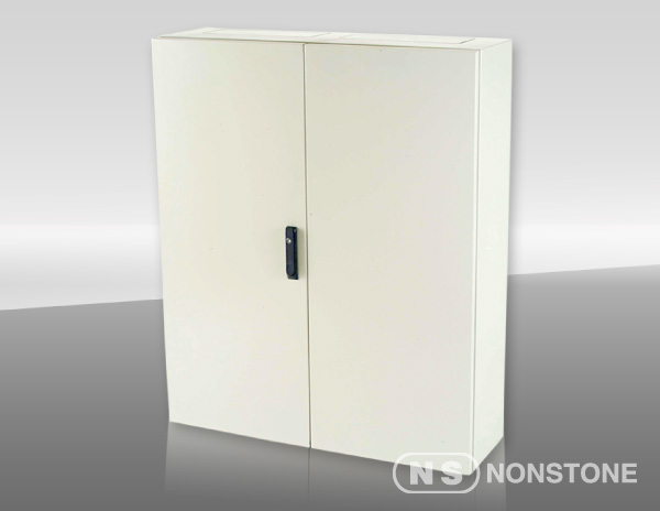 ES Series Wall Mount Enclosure with Gland Plate Double-Door, IP55