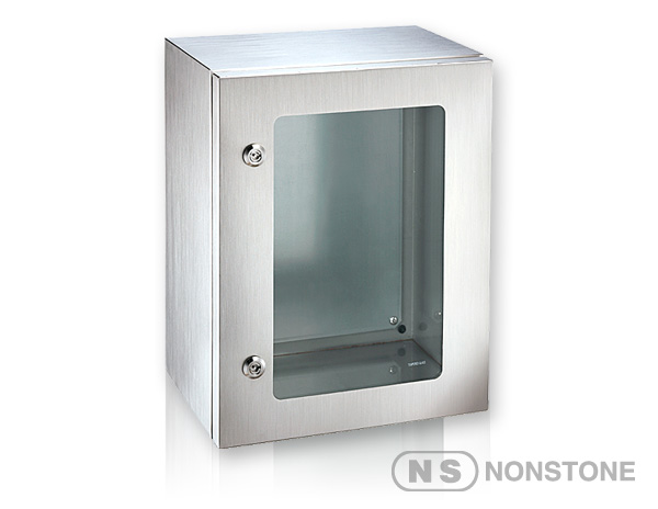 NSSW Series-Stainless Steel Window Enclosures
