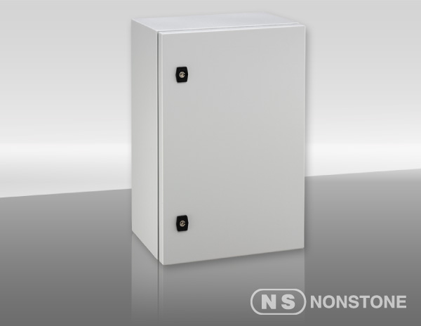 FT Series Wall Mount Enclosures Single-Door, IP66, RAL 7035 Outdoor